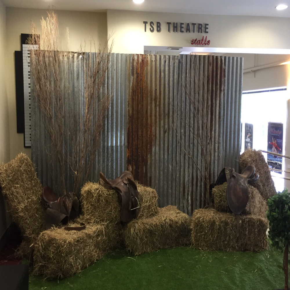 Tll Events Corrugated Iron Backdrop Tll Events